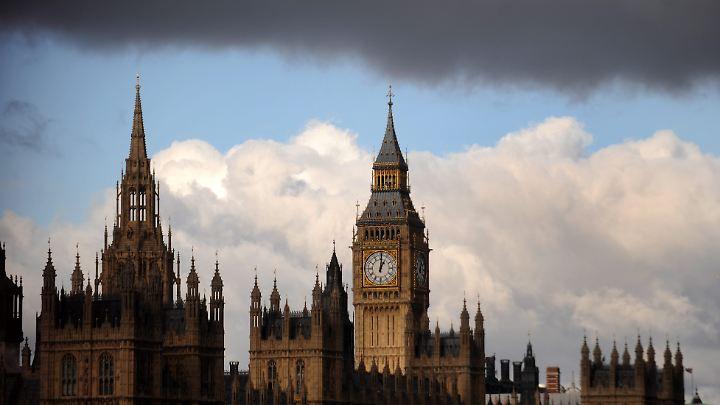 Der Klassiker unter den Londoner Sightseeing-Attraktionen: Big Ben.