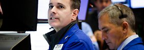 New York legt vorsichtig zu: Dax-Anleger gehen auf Nummer sicher
