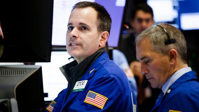 """""""Die Investoren befinden sich in einer Warteschleife"""": Erst der """"Job Report"""" könnte den Märkten eine neue Richtung geben."""