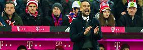 So läuft der 25. Spieltag: Guardiola mahnt, BVB brennt, Schmidt blufft