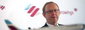 """Zweite Säule im Konzern"": Eurowings baut Low-Cost-Langstrecke aus"