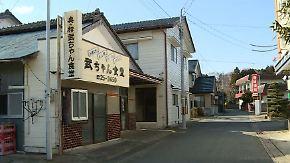 Fünf Jahre nach Atomkatastrophe: Naraha in Japan gleicht eine Geisterstadt