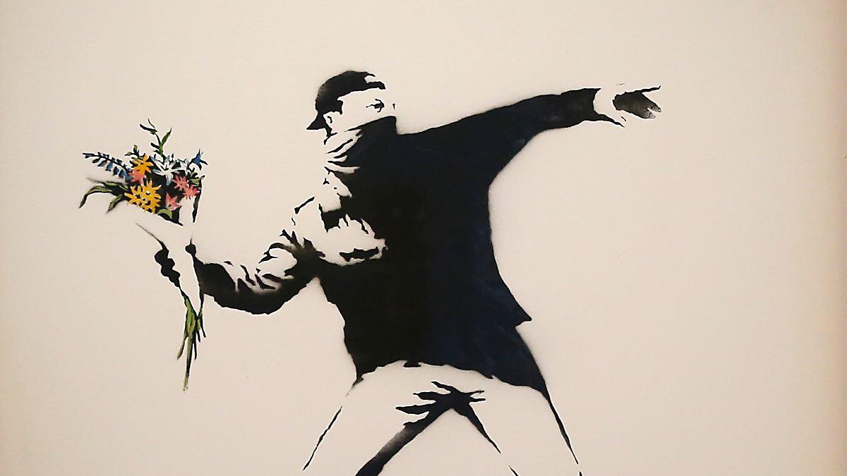 Banksy Bilder