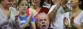 """""""Das ist das Ende der Regierung"""": Razzia bei Brasiliens Ex-Präsidenten"""