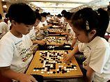 Ist hochkomplex und basiert stark auf Intuition: Das Brettspiel Go ist für Computer eine besondere Herausforderung.