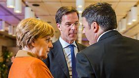 Neuer Streit zum Gipfel-Auftakt: Merkel wehrt sich gegen Schließung der Balkanroute