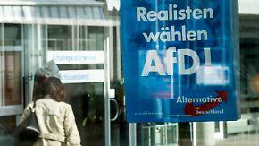 Selbst NPD zum Teil zweistellig: AfD wird drittstärkste Kraft bei Kommunalwahl in Hessen