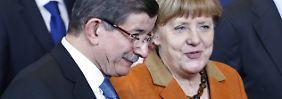 """EU-Gipfel verhandelt """"neue Ideen"""": Türkei fordert weitere drei Milliarden Euro"""
