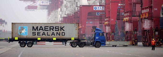 Attacken in Russland und Ukraine: Hacker bringen Maersk-System zum Kollaps