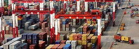 Rekord-Rückgang: China erleidet Exporteinbruch