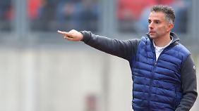 Tomas Oral übernimmt den Karlsruher SC.