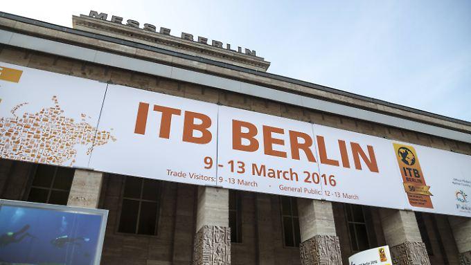 Die ITB wird bald auch in Shanghai stattfinden.