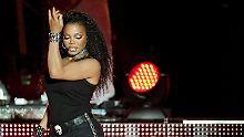 Sollte eigentlich ab Ende März auf Europas Bühnen stehen: Janet Jackson