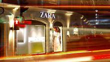 Konkurrent H&M abgehängt: Zara-Mutter Inditex zieht Anleger an