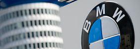 Gute Zahlen werden aus dem Münchner BMW-Turm seit Monaten vermeldet.