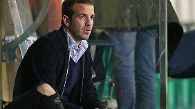 Rafael van der Vaart fristet bei Betis Sevilla nur noch ein Bankdasein.