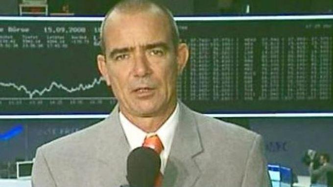 """Michael Mross moderierte von 1993 bis 2000 die """"Telebörse"""" auf n-tv."""