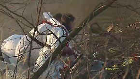 Gruselfund nahe Hannover: Kanufahrer entdeckt kopflose Leiche in der Leine