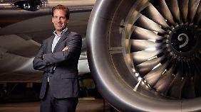 Roy Scheerder will mit Transavia auf den deutschen Markt.