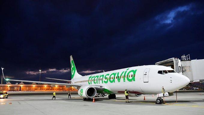 Hoffentlich ist der Himmel Ende März  nicht so dunkel. Die Billig-Airline startet ab dann aus München.