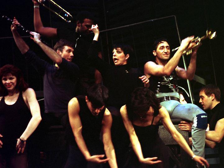 Liza Minelli gehört zu den Musical-Legenden des Broadway.