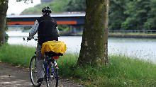 """Neue Radreiseanalyse: Radeln im Pott ist """"in"""""""