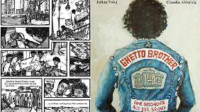 """""""Ghetto Brother"""" ist bei Avant erschienen, 128 Seiten im Softcover, 19,95 Euro."""