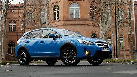 Kosmetische Veränderungen sollen die Optik des Modells Subaru XV frisch halten.