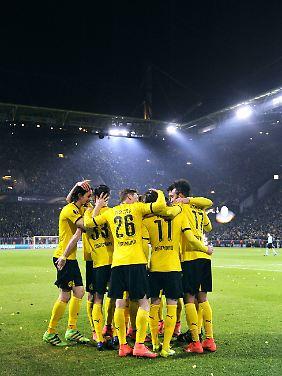 Nach dem Rausch ist für den BVB vor Mainz.