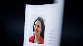 Elena Bleß starb bei dem Flugzeugabsturz. Das Foto hatte sie ihren Eltern vor dem Unglück aus Barcelona per Whatsapp geschickt.