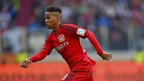 Wie lang wird's Wendell noch in Leverkusen halten?