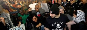 Trumps Wahlkampf polarisiert die US-Bürger; gewaltsame Zusammenstöße sind nicht mehr die Ausnahme.