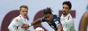 Zweitliga-Spitzenduo marschiert: RB Leipzig und Freiburg siegen mit Mühe