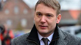 André Poggenburg, Spitzenkandidat der AfD in Sachsen-Anhalt