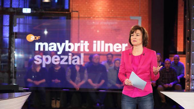 Bei Maybritt Illner wurde der historische Wahlabend diskutiert.