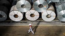 Höherer Ausgaben für Infrastruktur: Salzgitter-Aktien trumpfen im MDax auf