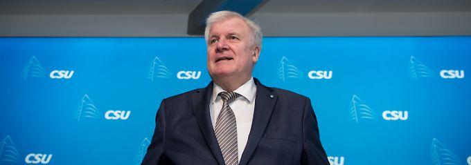 """CSU-Chef mit """"göttlicher Wirkung""""?"""