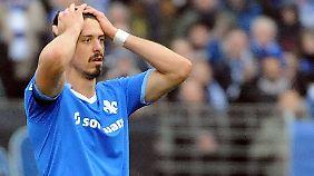 Mann mit Meinung: Sandro Wagner will nicht jedem gefallen.