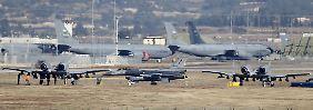 Türkei fliegt neue Luftangriffe: Dutzende PKK-Kämpfer getötet