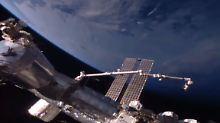 Nasa-Livestream soll Ufo zeigen: Wird die ISS von Aliens beobachtet?
