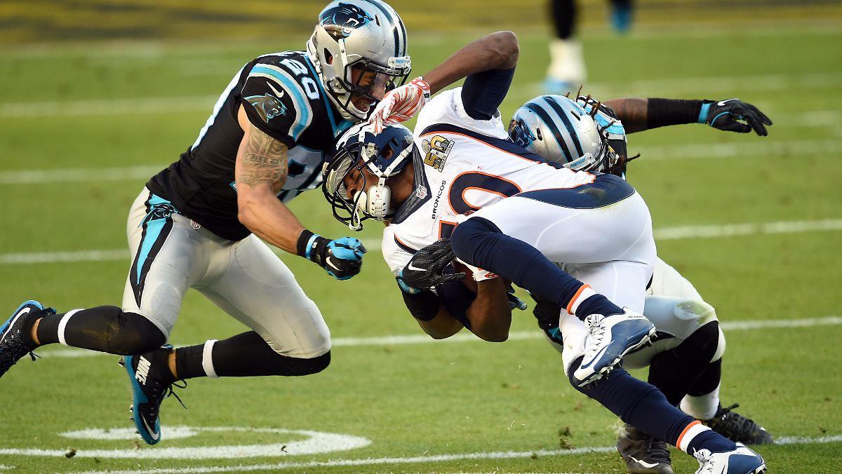 NFL räumt Zusammenhang ein: Football löst Gehirnkrankheit ...