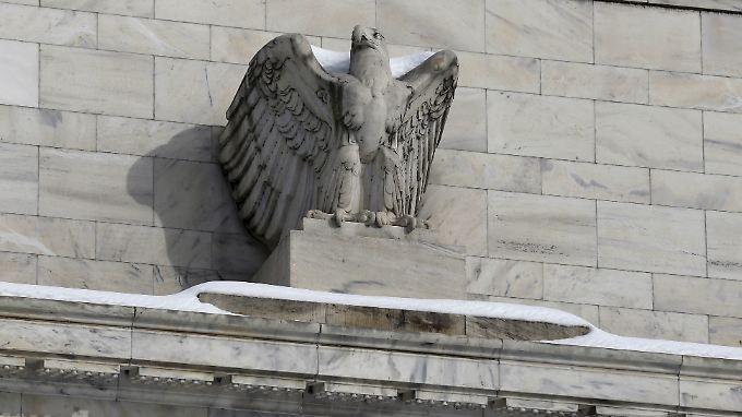 Im Dezember hatte die US-Notenbank erstmals seit etwa zehn Jahren die Zinsen wieder angehoben.