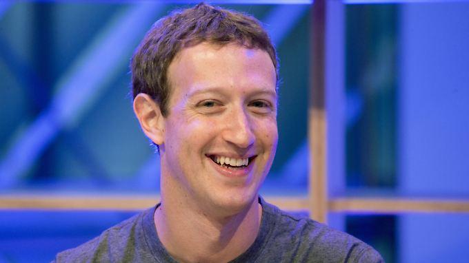 Steuerspartrick in Großbritannien: Facebook schenkt jedem Mitarbeiter eine Million Euro