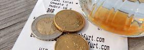 Die Null-Nummer der EZB: Wer zahlt die Zeche?