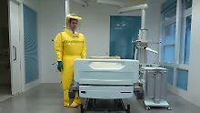 Zweite Blutprobe positiv: Bestatter steckt sich mit Lassafieber an