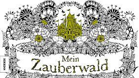 """""""Mein Zauberwelt"""", Knesebeck, 96 Seiten, 14,95 Euro."""