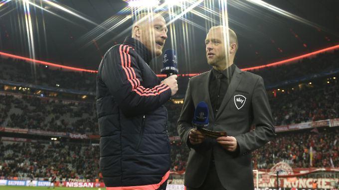 Bayerns Sportdirektor Matthias Sammer nahm im Bezahlfernsehen kein Blatt vor den Mund und scheute nicht vor deutlicher Kritik an Uli Hoeneß zurück.