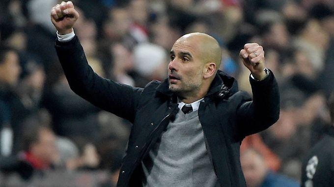 Josep Guardiola will in seinem dritten und letzten Jahr beim FC Bayern endlich die Champions League gewinnen.