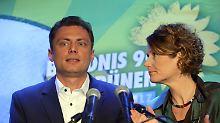 Grünen-Schlappe in Rheinland-Pfalz: Fraktionschef Köbler zieht sich zurück