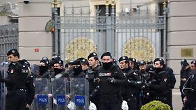 Konkreter Hinweis auf geplante Anschläge: Deutsche Vertretungen in der Türkei bleiben geschlossen